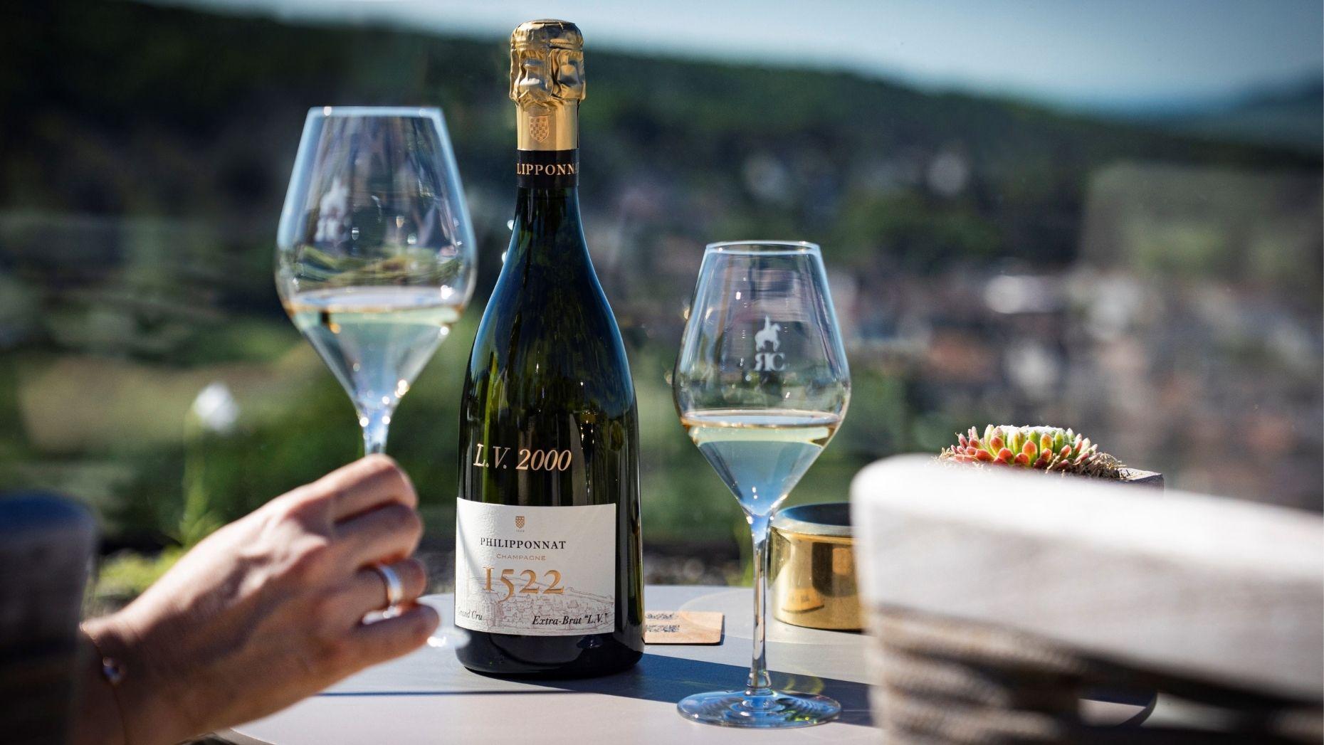 Les beaux jours - Champagne Philipponnat